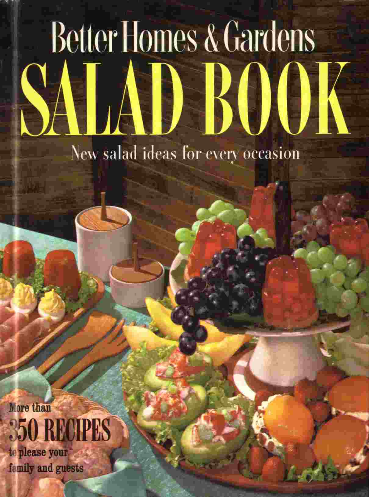 Image for Salad Book New Salad Ideas for Every Occasion