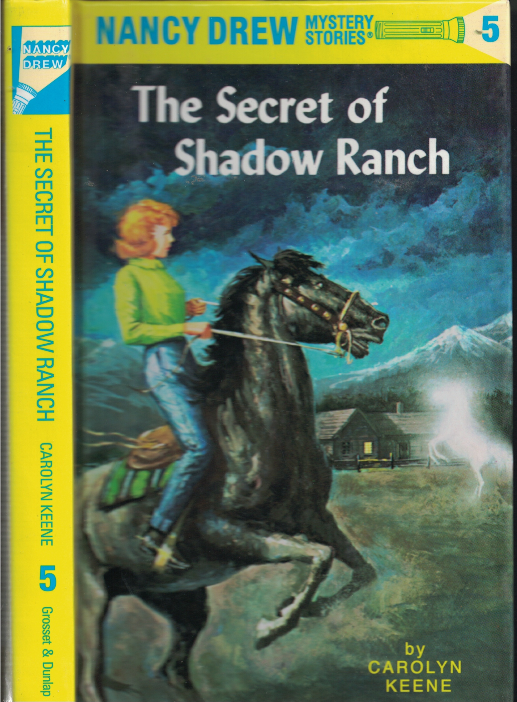 Image for Secret Of Shadow Ranch Book 5