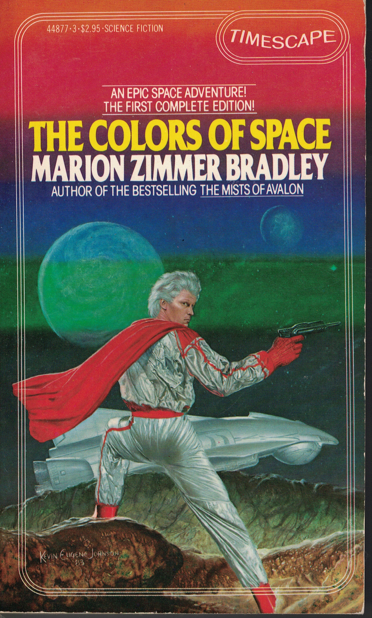 Image for Colors Of Space