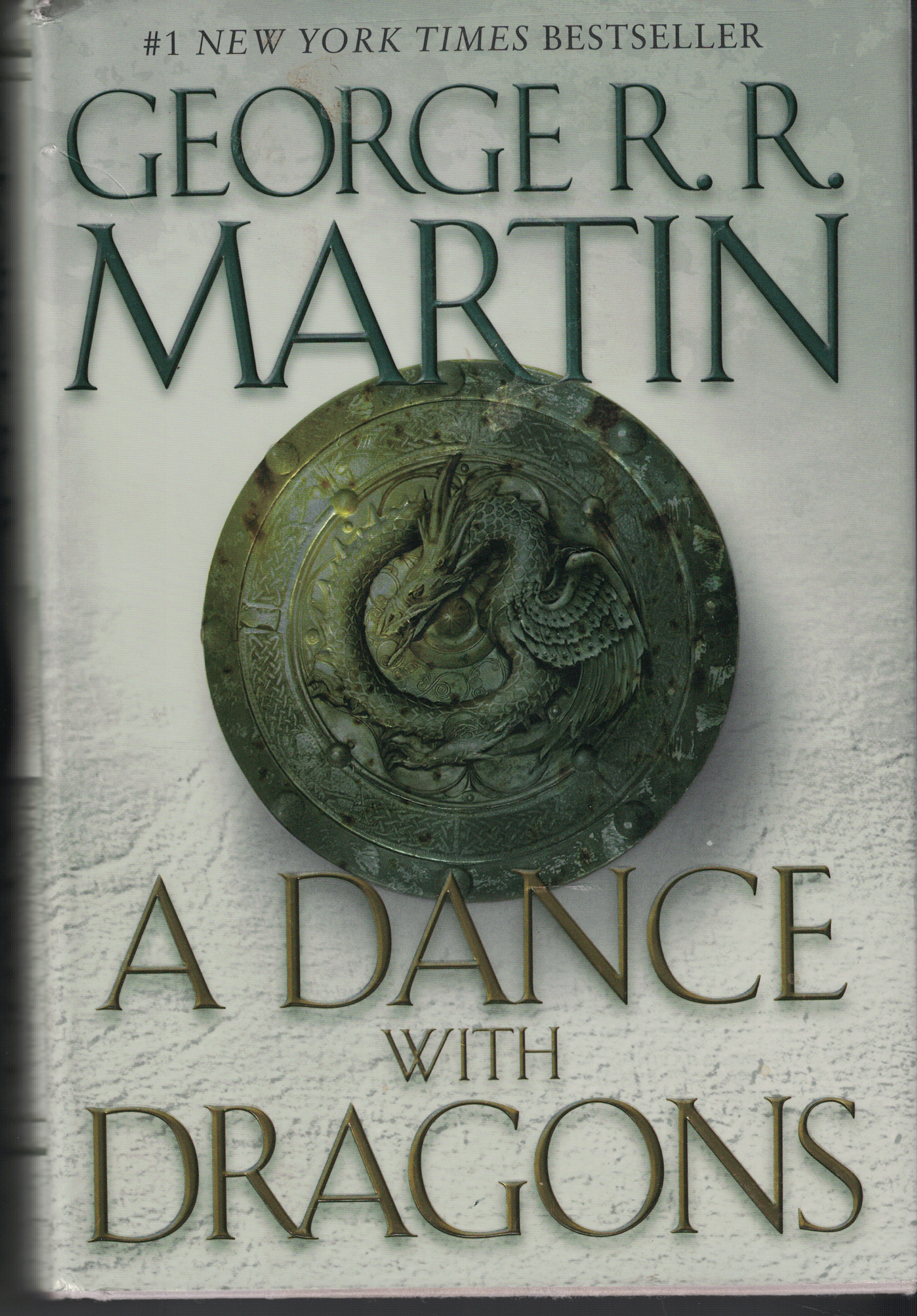 Image for A Dance With Dragons Book 5