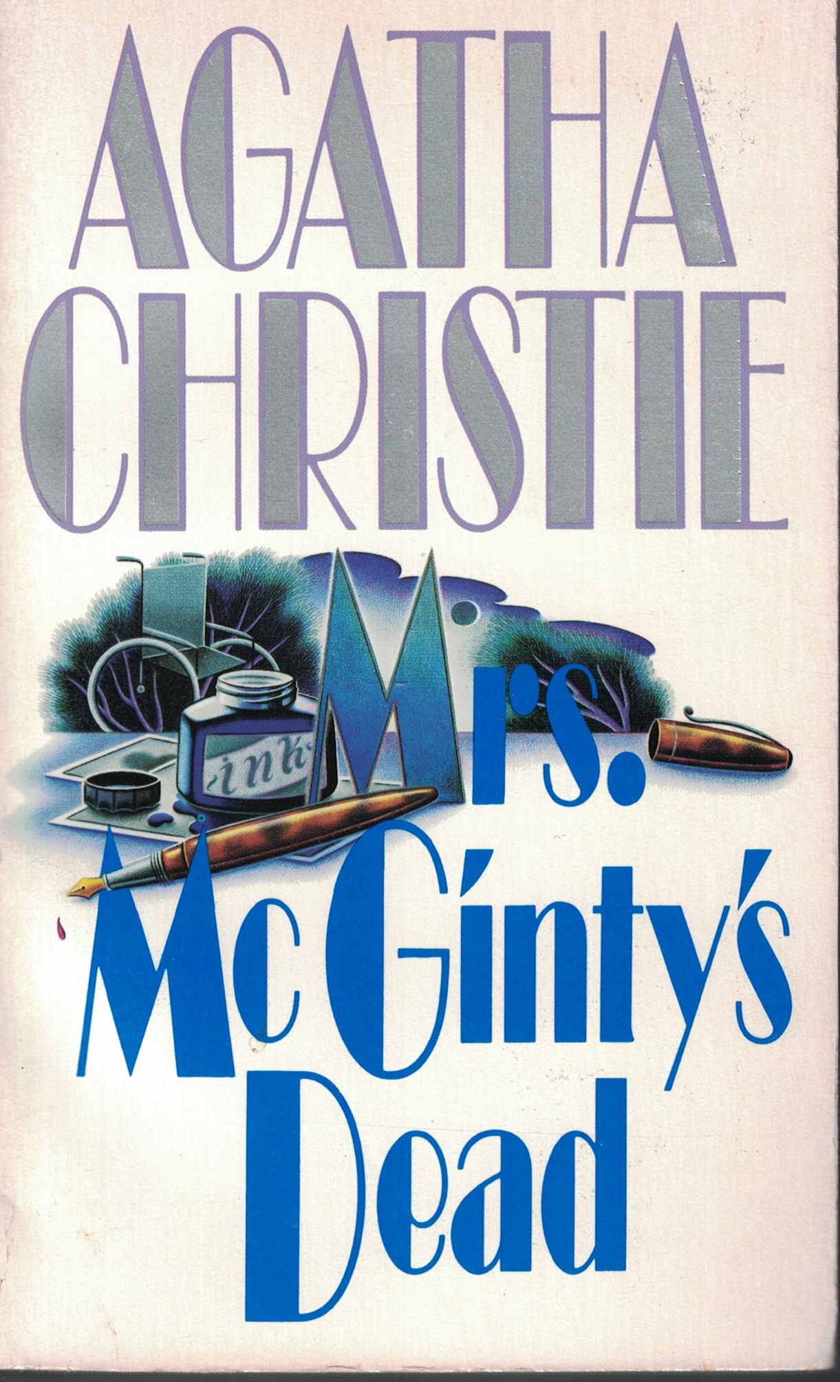 Image for Mrs. Mcginty's Dead