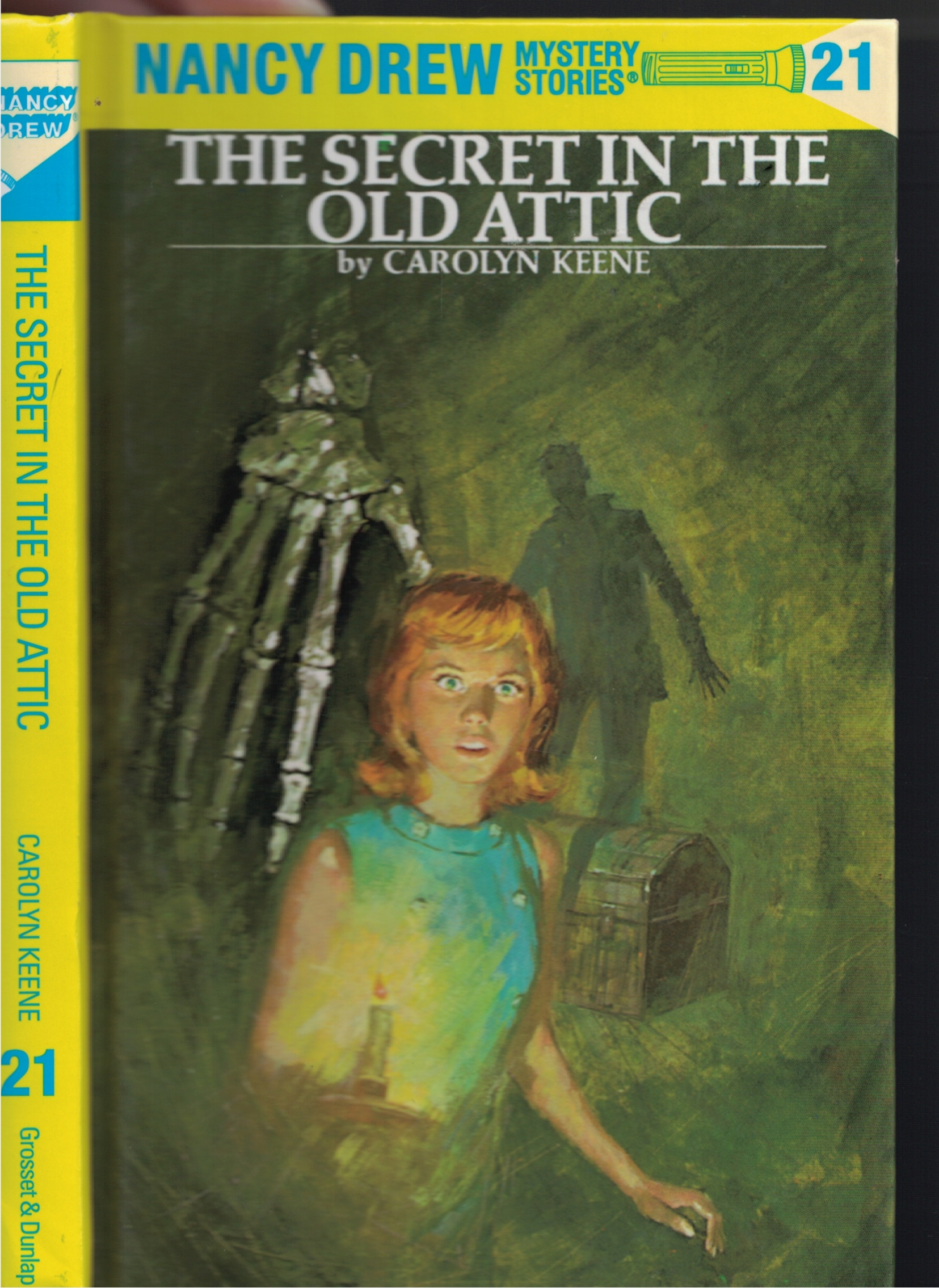 Image for Secret In The Old Attic
