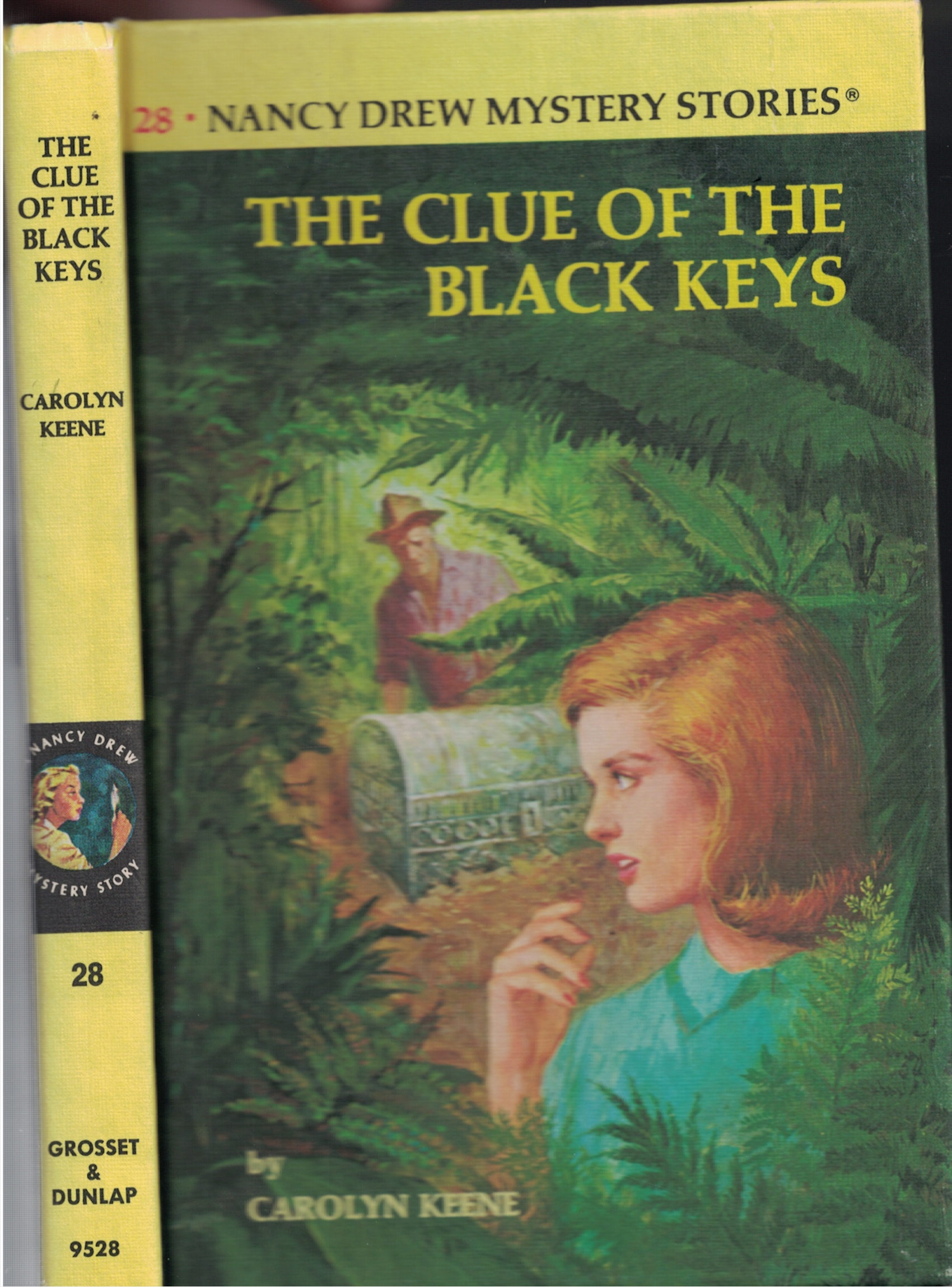 Image for Clue Of The Black Keys