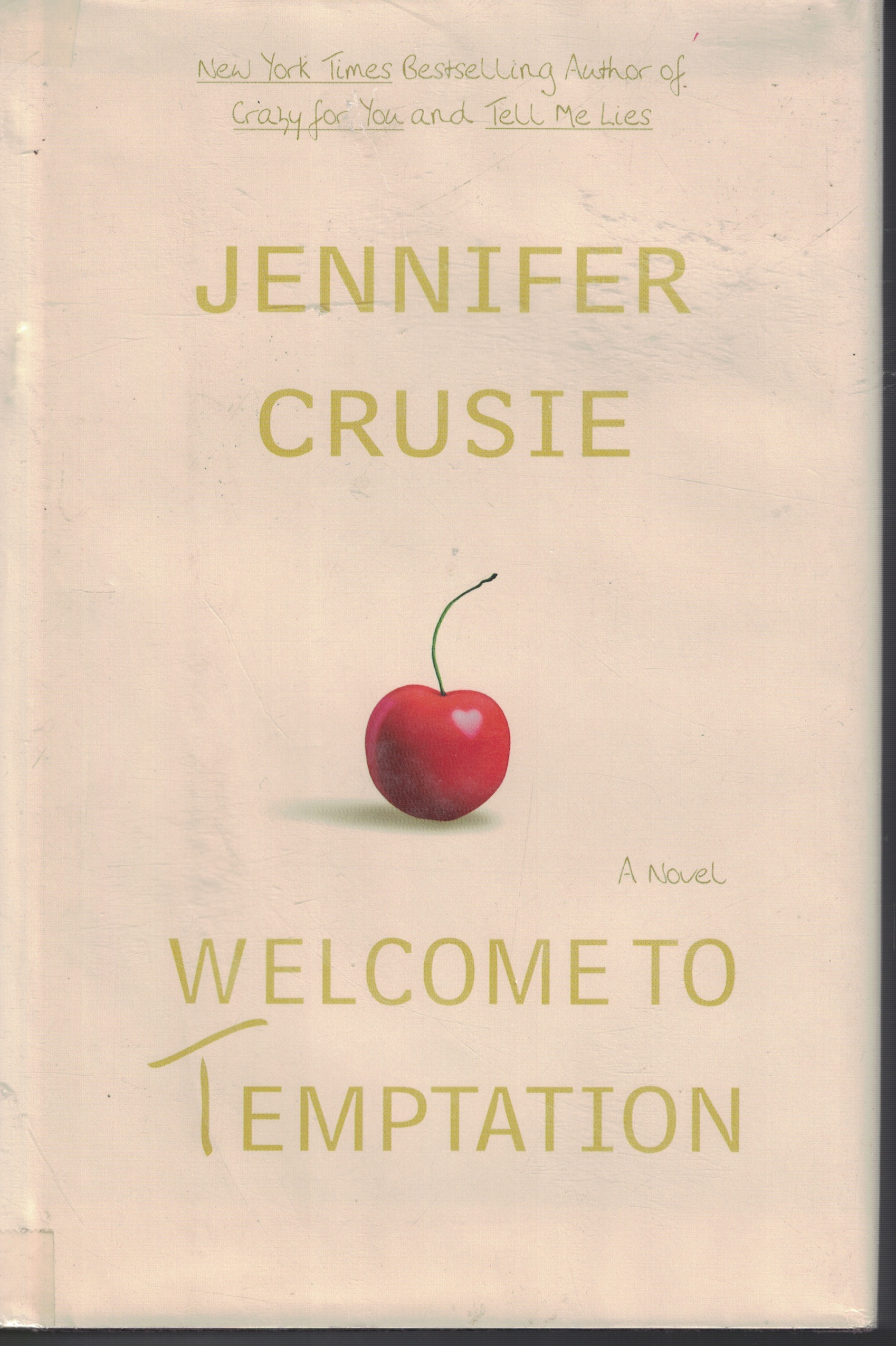 Image for Welcome To Temptation