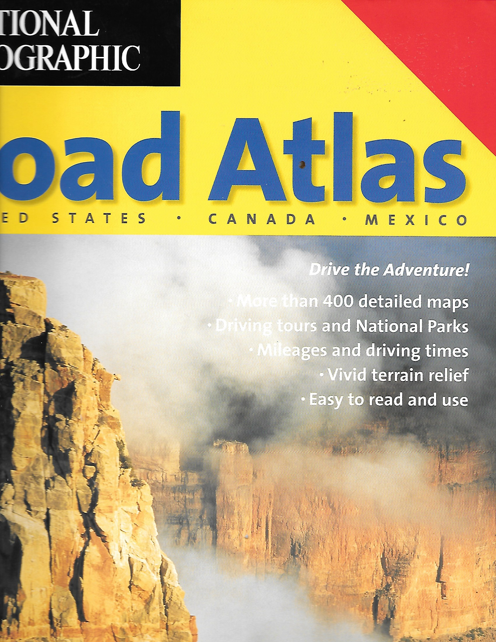 Image for Road Atlas United States, Canada, Mexico