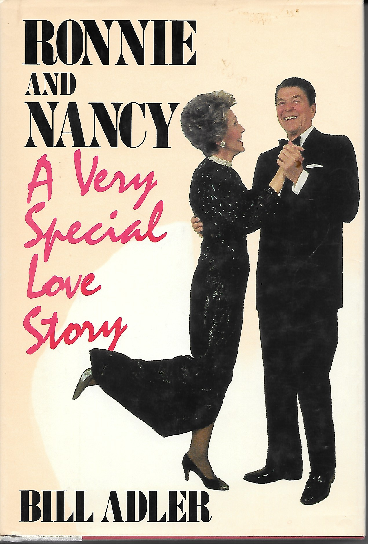 Image for Ronnie And Nancy A Very Special Love Story