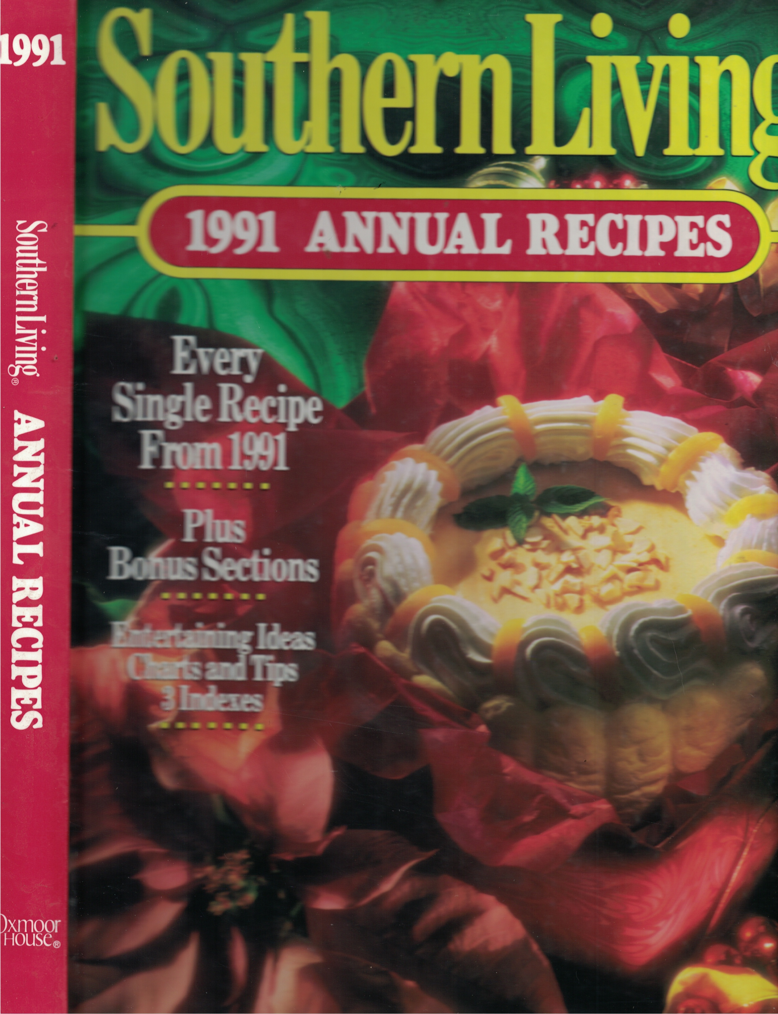 Image for 1991 Annual Recipes