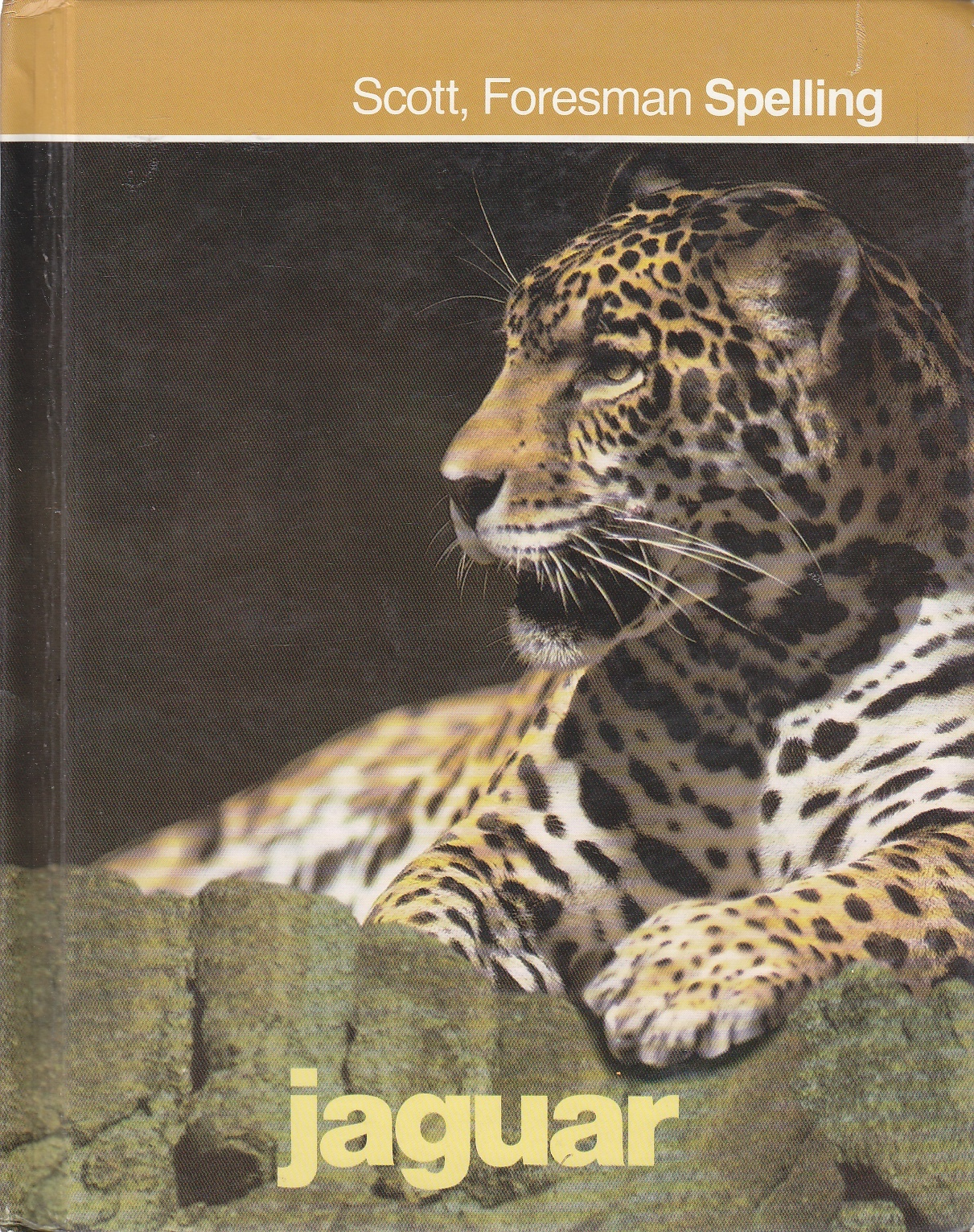 Image for Scott, Foresman Spelling Jaguar