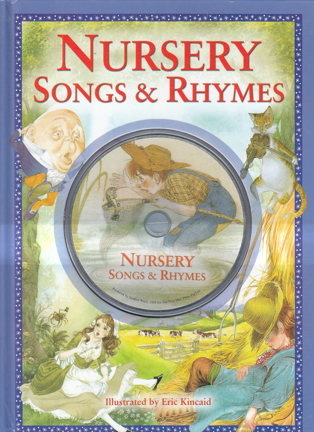 Image for Nursery Songs and Rhymes