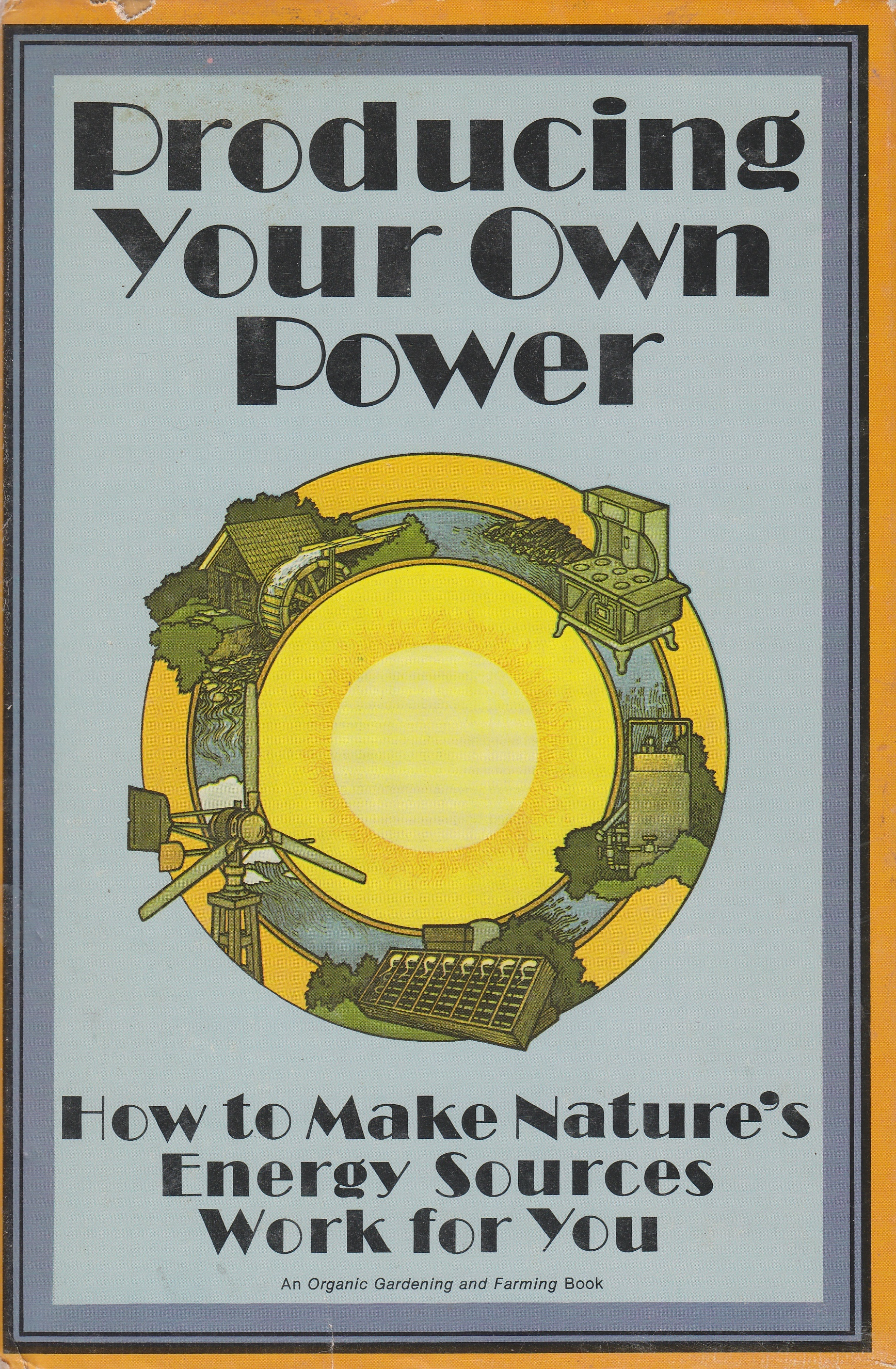 Image for Producing Your Own Power How to Make Nature's Energy Sources Work for You