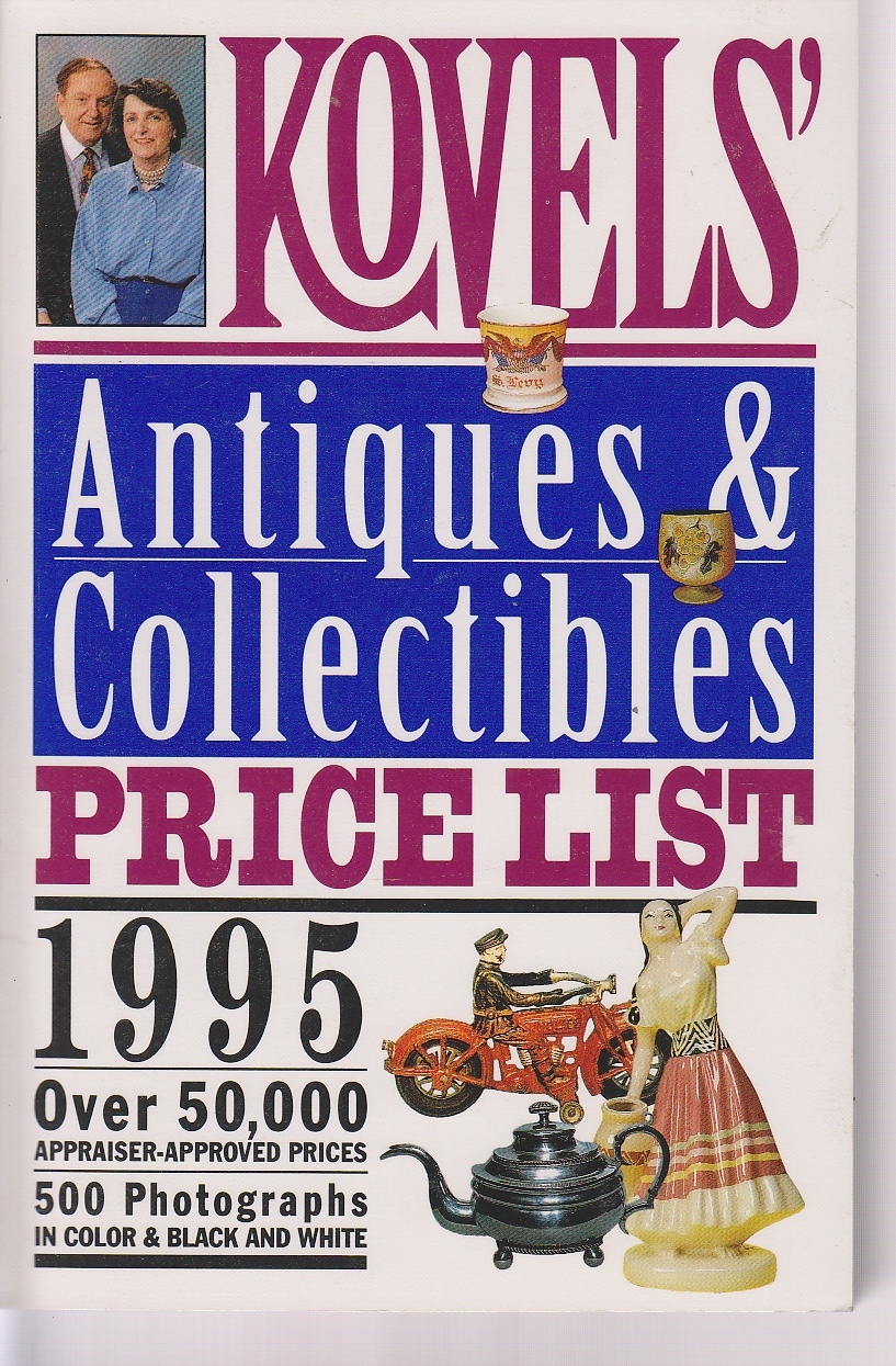 Image for Kovels' Antiques & Collectibles Price List - 1995