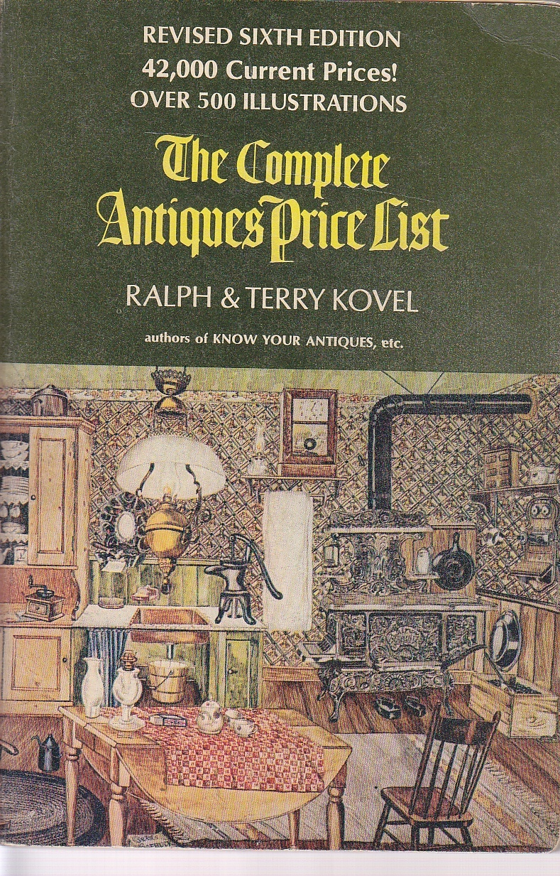 Image for The Complete Antiques Price Guide