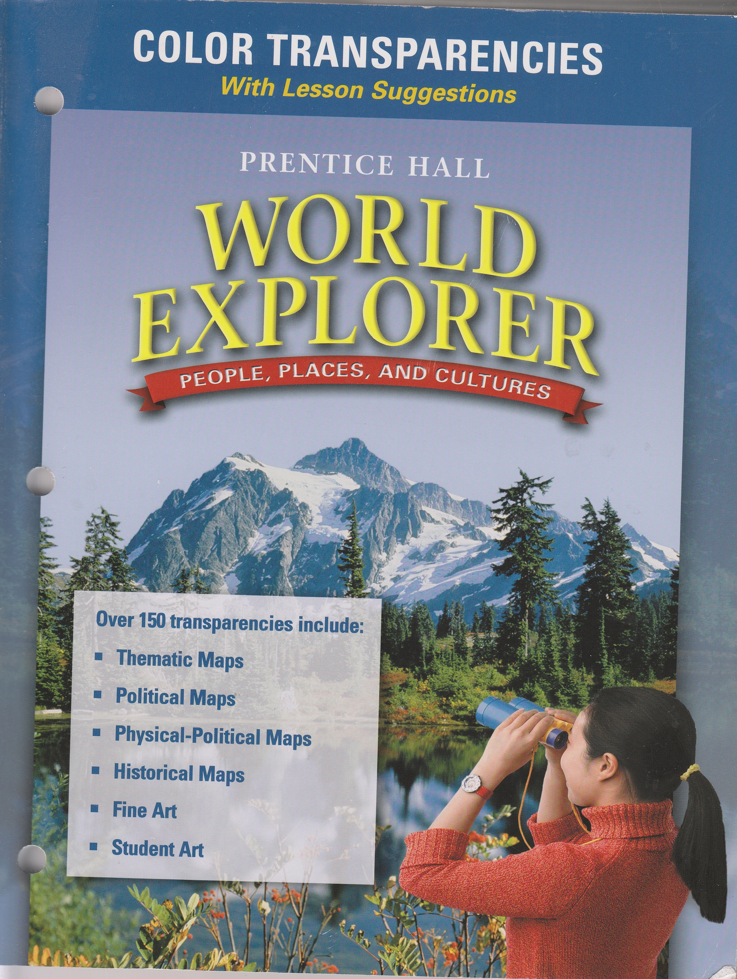 Image for World Explorer  People, Places, and Cultures