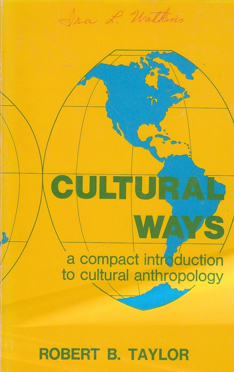 Image for Cultural Ways