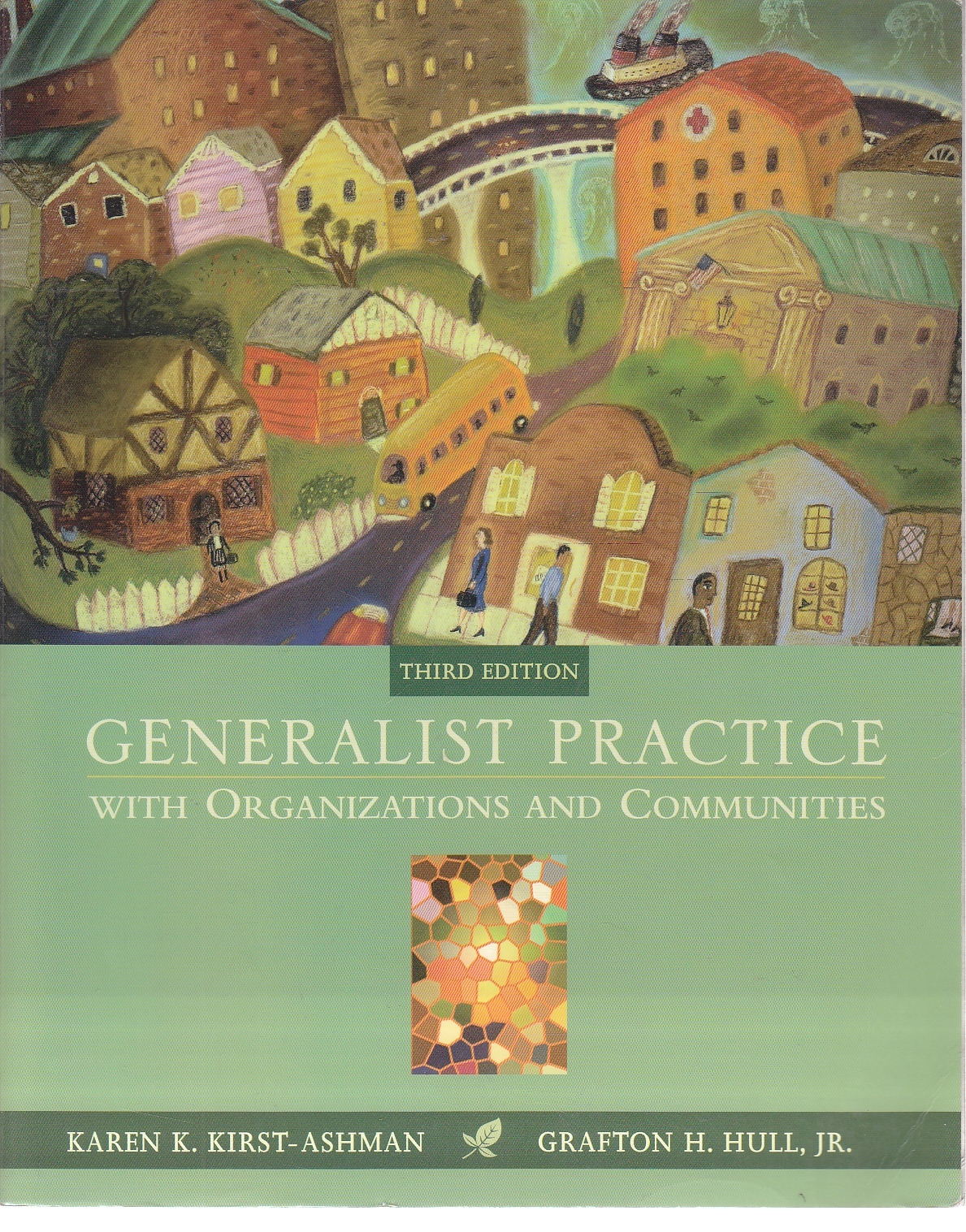 Image for Generalist Practice with Organizations and Communities