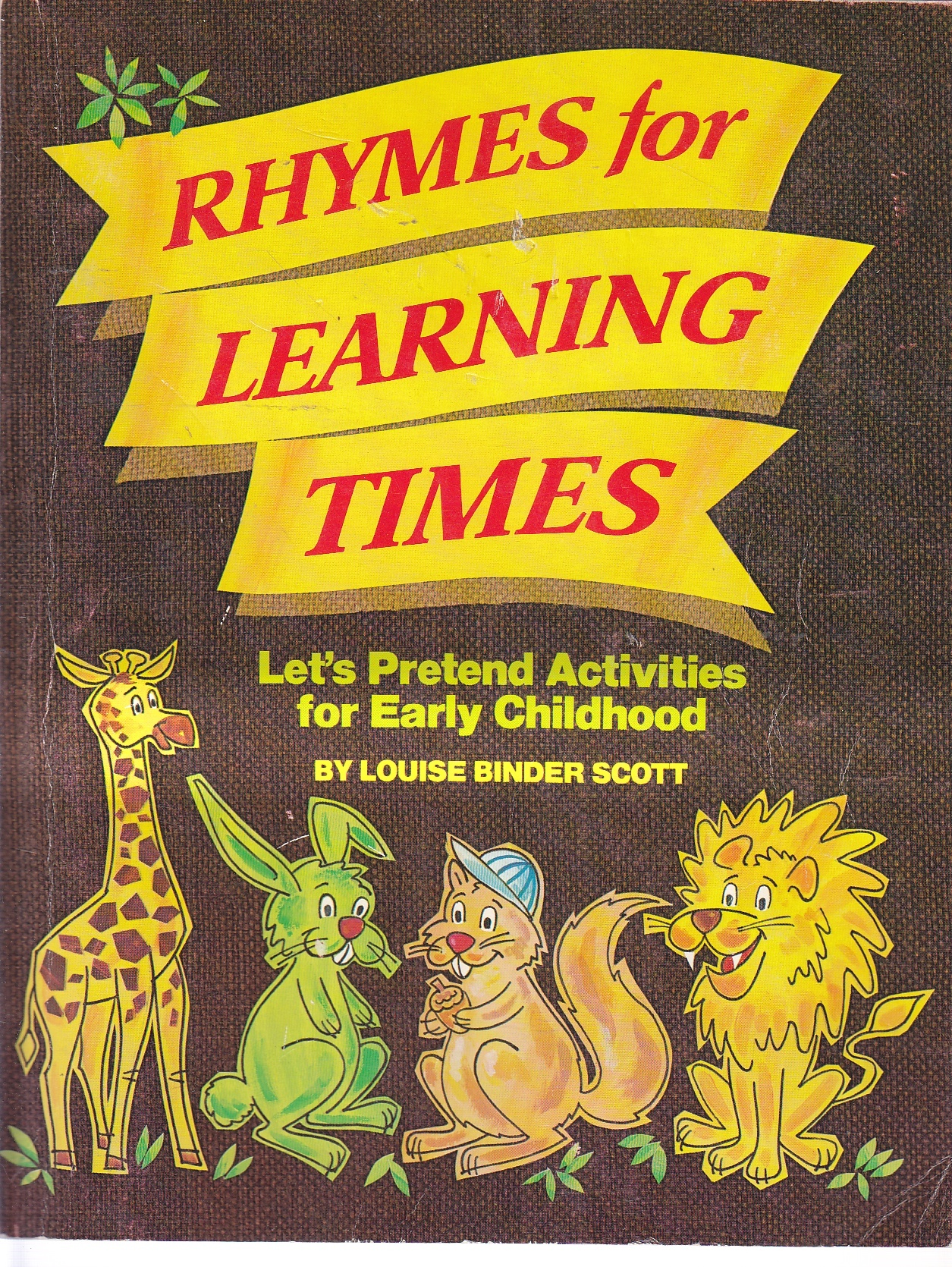 Image for Rhymes for Learning Times